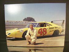 James Hylton #48 Eberhart-Nunn Dodge 1969 Dodge Daytona 5x7 Postcard