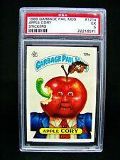GARBAGE PAIL KIDS 1986 3rd Series #121a Apple Cory NO COPYRIGHT OS3 Graded PSA 5