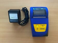 Anton Sprinter Wireless Thermal Printer Flue Gas Analyser charger 130723342