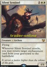 Silent Sentinel (Stummer Wachposten) Commander 2015 Magic