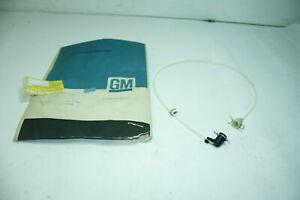 1978 1979 Oldsmobile Buick Genuine GM NOS Rear Air Shock Fill Tube Line 10001493