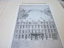Francfort Archive a 2 paysage urbain 1066 viens vite rouge maison sur le temps 1769 cellules