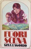 Fuori Scena,Gina Lagorio  ,Club Degli Editori,1980