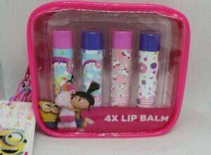 Despicable Me 4 x Kids Lip Balm Gift