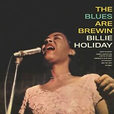 BILLIE HOLIDAY - THE BLUES ARE BREWIN'   VINYL LP NEUF