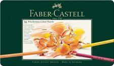Faber-Castell Polychromos Artists' Colour Pencil 36 Tin Set