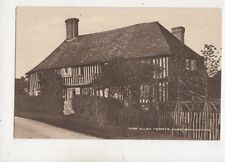 Miss Ellen Terry's Farm Smallhythe Kent Vintage Postcard Ridley 546b