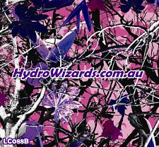 1m² Hydrographic, Hydro Dip Water Transfer Print Graphic, MUDDY GIRL CAMO LC088B