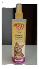 Burt's Bees for Cats Natural Waterless Shampoo with Apple and Honey