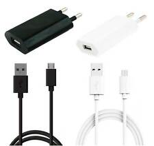 1A USB Ladegerät Adapter Netzteil Netzstecker Stecker universal Micro usb handy