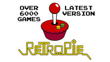 RetroPie Raspberry Pi 3 Retro Games Arcade Console  4.2 Latest 6000+ Games