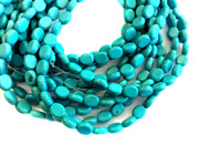 Fine genuine blue Turquoise Gemstone beads Gemstone Beads-Jewelry Supplies