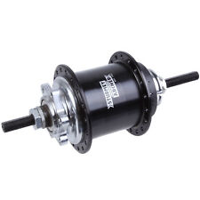 Sturmey Archer RS-RK3 3-sp disc hub 135mm, 36h - black