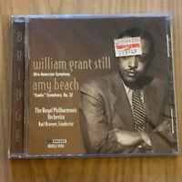 William Grant Still – Afro American Symphony /Amy Beach – Gaelic Symphony NEW CD