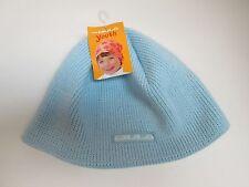 BULA Youth Ski Beanie Hat Cap Powder Blue - NWT
