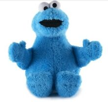 Kohl's Kohls Cares Sesame street Cookie Monster Plush Soft Stuffed Doll Toy 10""