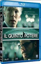 Blu Ray IL QUINTO POTERE - (2013) ***Contenuti Speciali *** ......NUOVO