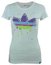 adidas Damen-T-Shirts mit Motiv