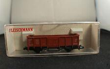 Fleischmann n° 8205 wagon marchandises DB en N neuf en boîte