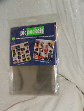 PIC POCKETS 20 POCKET PANEL TO DECORATE & ORGANIZE