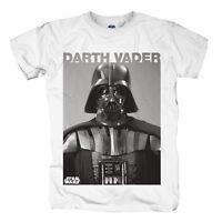Star Wars - Darth Vader Portrait Photo - T-Shirt - Größe / Size L - Neu