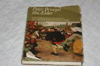 Peter Bruegel the Elder Illustrated Portrait of his Life by H. Arthur Klein 1968