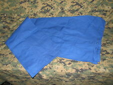 US VIETNAM 67 military pants convalescent suit summer weight blue medical LARGE