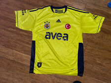 More details for fenerbahce away football shirt 2010-11