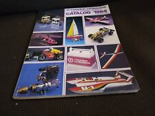 1984 Tower Hobbies Radio Control Models Catalog Airplanes Boats Cars Engines