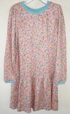 NWT Hanna Andersson Ballet Pink Challis Dress ~ Size 160, 12-teen, Sz 14-16