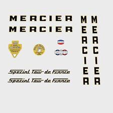 Mercier Spécial Tour de France Vélo Cadre Autocollants - Décalques N.500