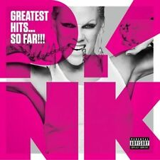 P!NK PINK: GREATEST HITS SO FAR !!! CD (THE VERY BEST OF) NEW