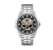 Men's Harley Davidson by Bulova Watch #76A158