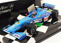 Minichamps 1/43 Scale Model Car 430 990080 - F1 Benetton 1999 Showcar