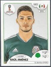PANINI FIFA WORLD CUP-2018 RUSSIA- #468-MEXICO-RAUL JIMENEZ