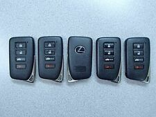 "Set of 5 Unlocked Lexus HYQ14FBA Smart Remote Key ""G"" Board Trunk 89904-06170"