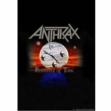 ANTHRAX - PERSISTENCE OF TIME - FABRIC POSTER - 30x40 WALL HANGING - HFL0787
