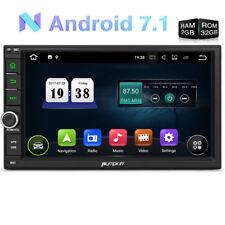 7 ZOLL 2Din GPS Android 7.1 Autoradio 3G WiFi DAB Navigation BLUETOOTH RAM 2GB