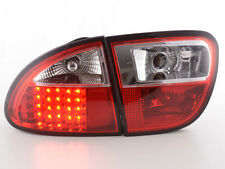 2 lights faros ARRIÈRE FEUX  4250414625405  Seat Leon 1M  1999-2005, red