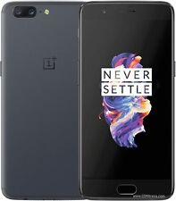 OnePlus 5 Duos 64GB 6GB  Dual Camera (20MP+16MP) Slate Gray