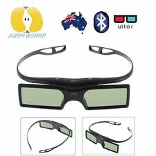 Bluetooth 3D Active Shutter Glasses for 3D Samsung LG TV HDTV Blue-ray Player SW