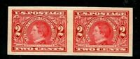 [DG]...US #371 Mint-NH 1909 Imperf Pair...Free Shipping!!!