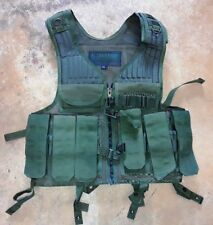 Omega Elite #3 TACTICAL VEST Blackhawk-verde oliva