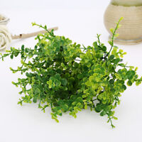 Artificial Plant Eucalyptus Green Grass Plastic Plants Wedding Party Home Decor