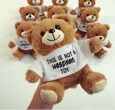 Phone Power Bank Battery Charger Toy Teddy Bear Girl Gift Bag Pendant Universal