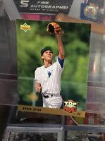 1993 Upper Deck DEREK JETER Rookie Card #449 New York Yankees HOF