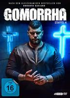 Gomorrha - Staffel 4 (Box 4 DVD Edizione Germania) Audio ITA - Nuovo