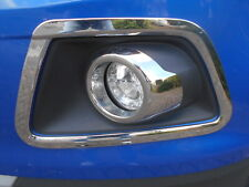 Ford EcoSport Chrome Front Fog Light Surrounds MY14-17