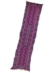 Kapital Milling Wool Muffler Colorful Big Mama Bandana Scarf Stole NEW