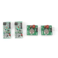 2x 433mhz Wireless Rf Transmitter Module Receiver Alarm Regeneration Ardufi